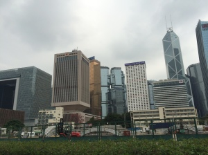 which one of these buildings looks like China's Goverment building?
