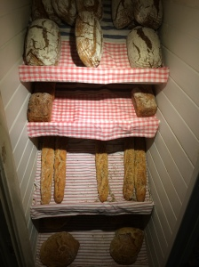the breads that were remaining at 8:15 (they opened at 8:00)