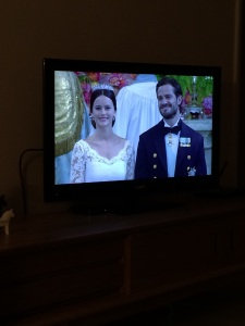 Prince Carl-Phillip and Sofia Hellqvist getting married - they look sincerely happy